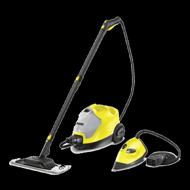 Parni čistači i uređaji za čišćenje