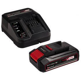 Aku set punjač i baterija Einhell 18V 2.5 Ah PXC Starter Kit - sa baterijom i punjačem