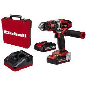 Aku set udarna bušilica i baterije Einhell TE-CD 18/48 Li-i (2x2,0 Ah) - sa baterijom i punjačem