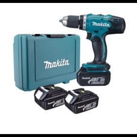 Akumulatorska bušilica Makita DDF453RFE3