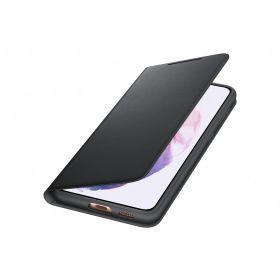 LED View maska za Samsung Galaxy S21+ crna EF-NG996PBEGEE