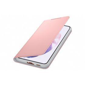 LED View maska za Samsung Galaxy S21+ roza EF-NG996PPEGEE