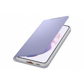 LED View maska za Samsung Galaxy S21+ ljubičasta EF-NG996PVEGEE