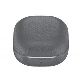 Kožna kutija za Samsung Galaxy Buds Pro, Live i Buds2 slušalice siva EF-VR180LJEGWW