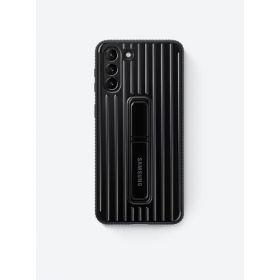 Zaštitna stojeća maska za Samsung Galaxy S21+ crna EF-RG996CBEGWW