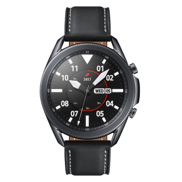 Sat Samsung Galaxy Watch 3 45mm mistično crni SM-R840NZKAEUF