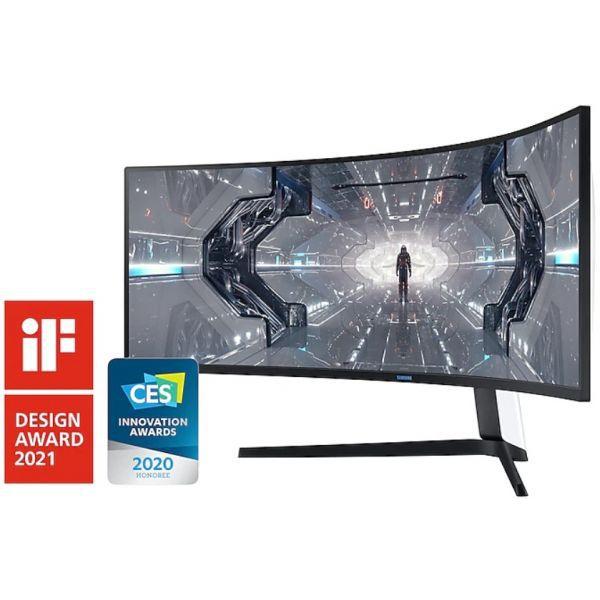 "Monitor 49"" Samsung Odyssey 49G95T DQHD 32:9 Zakrivljen"
