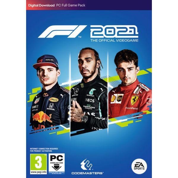 F1 2021 (CIAB) PC