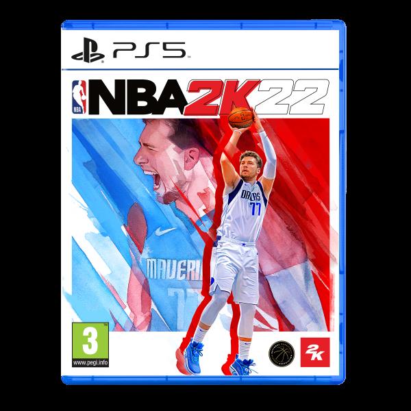 NBA 2K22 Standard Edition PS5