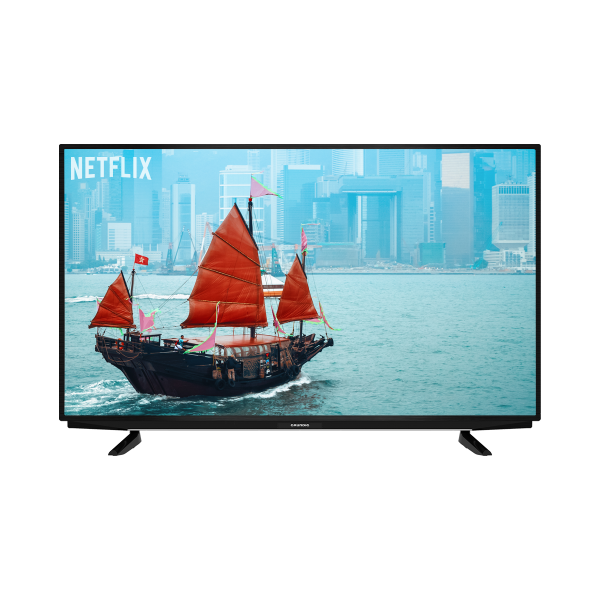 "TV 55"" Grundig 55GFU7900B Android"