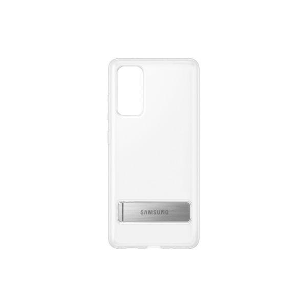 Zaštitna stojeca maska za Samsung Galaxy S20 FE prozirna EF-JG780CTEGEU