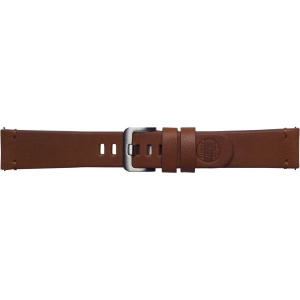 Dodatni remen za Samsung Galaxy Watch i Samsung Gear Sport kožni 42mm smeđi GP-R815BREEAAB