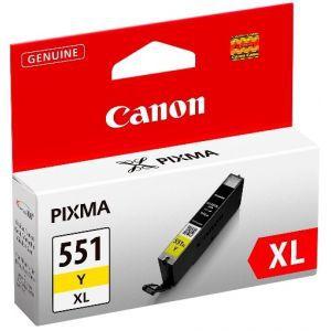 Canon tinta CLI-551Y XL, žuta