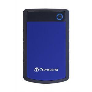 Ext HDD 1TB StoreJet 25H3B Transcend USB 3.1