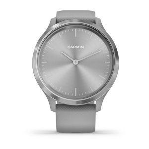 Pametni fitness sat Garmin vivomove 3 Silver Powder Gray