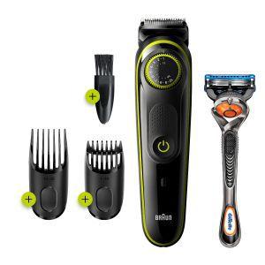 Šišač za kosu/bradu Braun BT 3241 39 duljina, Gillette