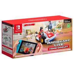 Mario Kart Live Home Circuit Mario Set Pack Switch