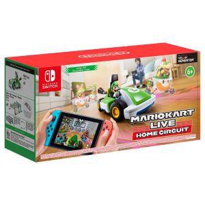 Mario Kart Live Home Circuit Luigi Set Pack Switch