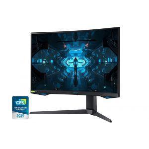 "Monitor 32"" Samsung Odyssey 32G75T WQHD 16:9 Zakrivljen"