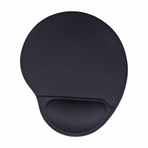 Acme podložak za miševe wrist mouse pad black