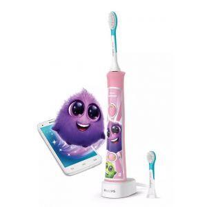 Četkica za zube Philips Sonicare HX6352/42 Kids, Pink
