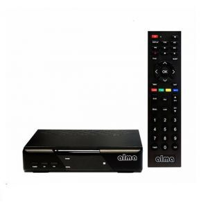 DVB-T2 HEVC prijemnik Alma 2820 MPEG2/MPEG4 H.265