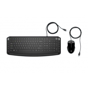 HP Pavilion Keyboard and Mouse 200, 9DF28AA