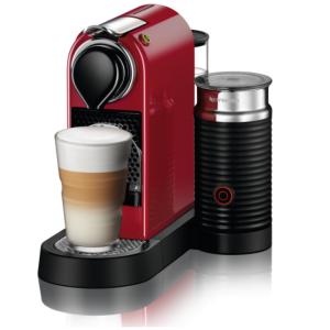 Aparat za kavu Nespresso CITIZ & MILK Red C123-EUCRNE-S