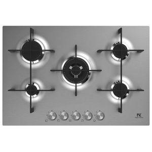 Ploča ugradbena plin Master Kitchen MKHG 7541-EDS FTC XS