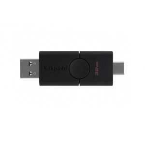 USB STICK Kingston FD DTDUO/32GB Micro USB 3.2USB Type-A and USB Type-C ports