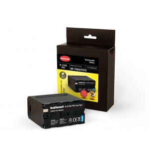 Hähnel HL-XL982 PRO 6900mAh zamjenska baterija za NP-F960 / F970 bateriju za Sony digitalne fotoaparate