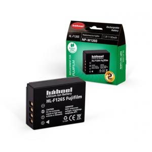 Hähnel HL-F126S 1130mAh zamjenska baterija za NP-W126S bateriju za Fujifilm digitalne fotoaparate