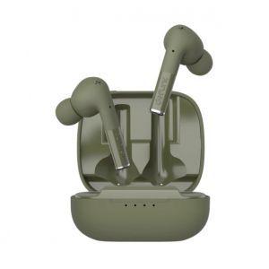 Slušalice Defunc TRUE GAMING Green