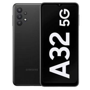 Mobitel Samsung Galaxy A32 5G 128GB fantomsko crni dual SIM SM-A326F
