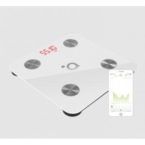 Acme SC101W pametna vaga mem. fukcija BMI, max. težina 150kg bijela