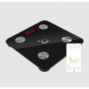 Acme SC101BL pametna vaga mem. fukcija BMI max. težina 150kg crna