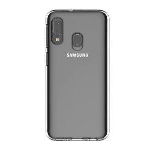 Silikonska maska KD LAB za Samsung Galaxy A52 prozirna GP-FPA526KDATW