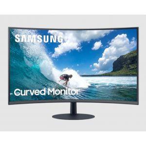 """Monitor 24"""" Samsung 24T550 FHD 16:9 Zakrivljen"""