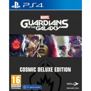 Marvel's Guardians of the Galaxy PS4 Cosmic Deluxe Edition Preorder