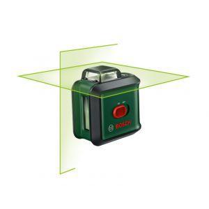 Laserski nivelir Bosch UniversalLevel 360 UNI zeleni laser