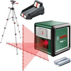 Laserski nivelir Bosch QuigoPlus UNI + Tripod