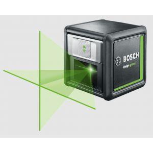 Laserski nivelir Bosch Quigo Green with zeleni laser