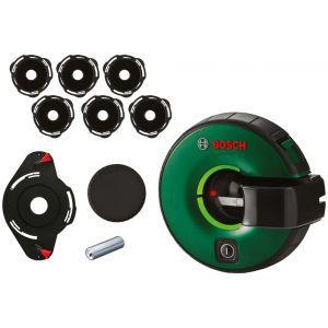 Laserski nivelir Bosch Atino (set s podloškom, podlogom, poklopcem i baterijom)