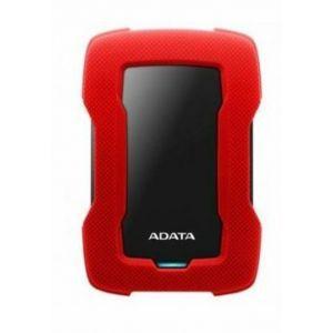 Ext HDD Adata 2TB HD330 USB 3.1 Durable Crno/Crveni