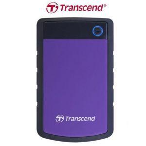 Ext HDD 1TB StoreJet 25H3P Transcend USB 3.1