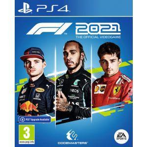F1 2021 Standard Edition PS4