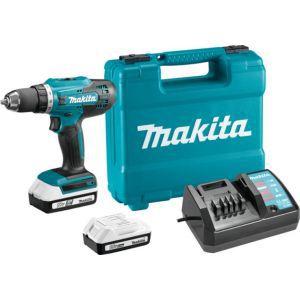 Aku bušilica-odvijač Makita DF488DWE - sa baterijom i punjačem