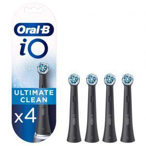 Četkica za zube OralB nastavak iO Ultimate Clean Black 4
