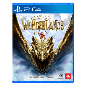 Tiny Tina's Wonderlands Chaotic Great Edition PS4 Preorder