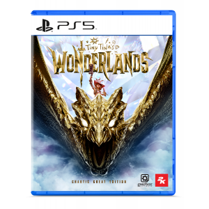 Tiny Tina's Wonderlands Chaotic Great Edition PS5 Preorder